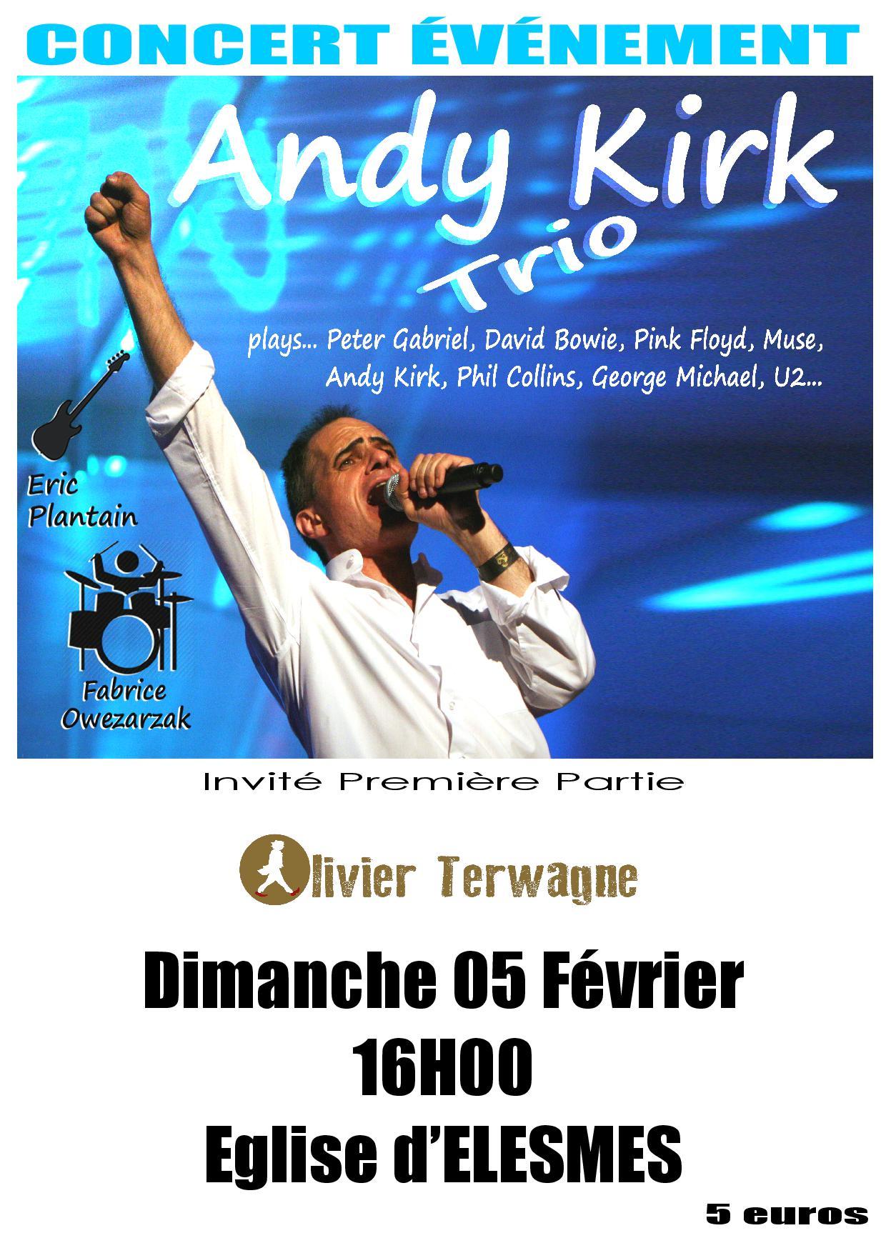 Eaccc andy kirk olivier terwagne concert evenement bis