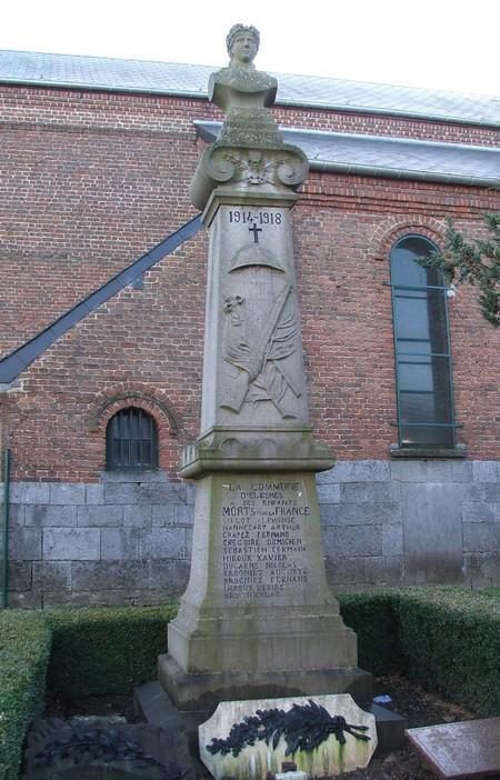 Elesmes monument aux morts